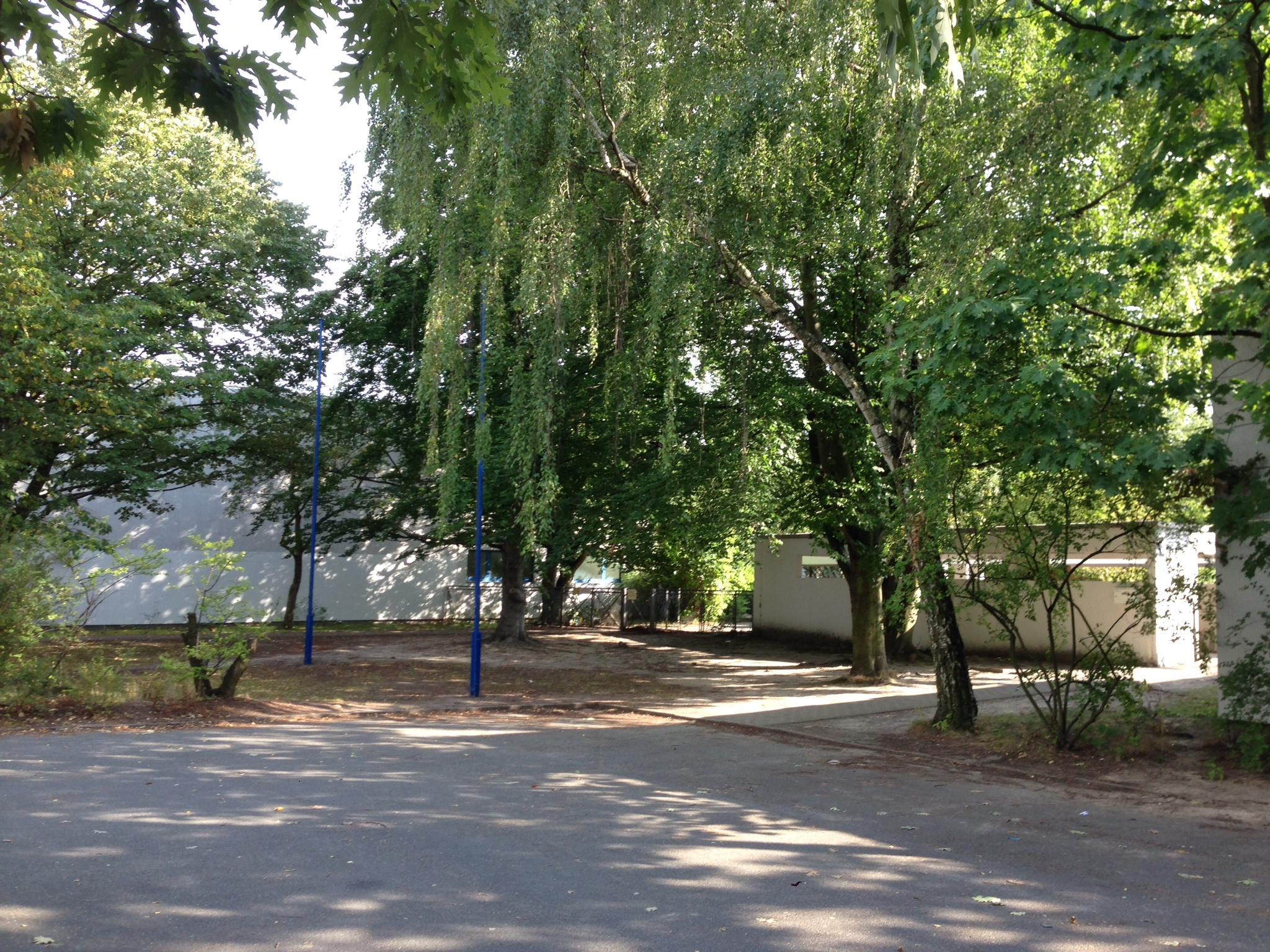 Kieperthalle Eingang