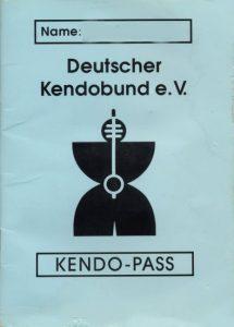 Bild eines Kendo-Pass