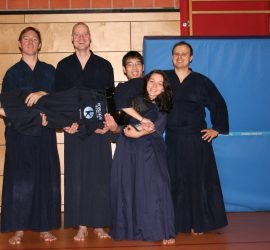 Teilnehmer Kyu Turnier 2012