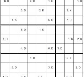 IKSC Sudoku Version 4