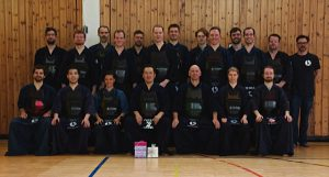 Teilnehmer des Summt Sensei Trainings