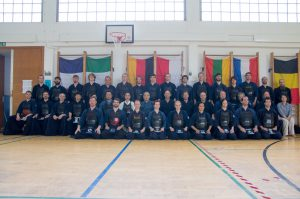 Teilnehmer des IKSC 2015