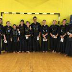 Unsere Prüflinge zum 5. Kyu